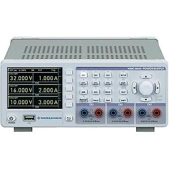 Bench PSU (adjustable voltage) Rohde & Schwarz HMC8043 0 - 32 V 0 - 3 A 100 W No. of outputs 3 x