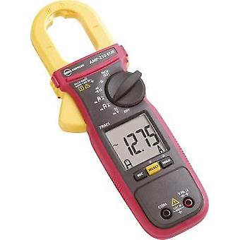Current clamp digital Beha Amprobe 4560581 Calibrated to: Manufacturer standards CAT III 600 V Display (counts): 6000