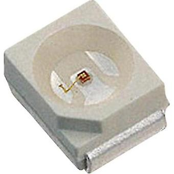 SMD LED PLCC2 Yellow 15 mcd 120 ° 20 mA 2.1 V LUMEX