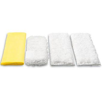 Kärcher Microfiber cleaning cloth kitchen game (4 pcs.) 2863172