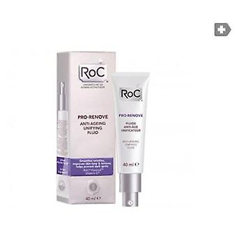 Roc Pro Renove Anti Age Fluid Unifying 40Ml (Bellezza , Viso , Anti-Age , Antirughe)