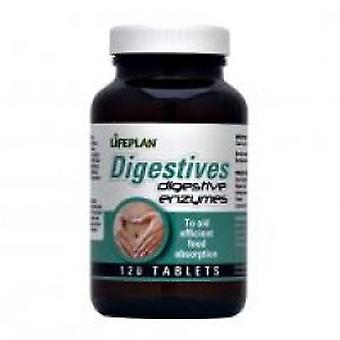 Life Plan - Digestive Enzyme 120 VTabs