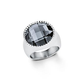 s.Oliver Jewel Ladies Ring Stainless SO1145