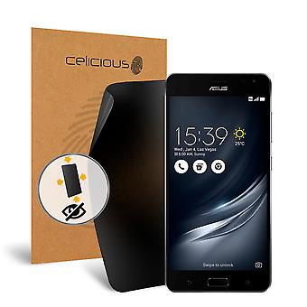 Celicious Privacy Plus Asus Zenfone AR ZS571KL 4-Way Visual Black Out Screen Protector