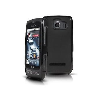 Body Glove Case for LG Optimus S - Black