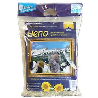 Cominter Apple hay - sunflower petal (Small pets , Hay , Bedding)