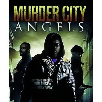 Asesinato de ciudad de Ángeles (ángel de Myra) importación de Estados Unidos [Blu-ray]