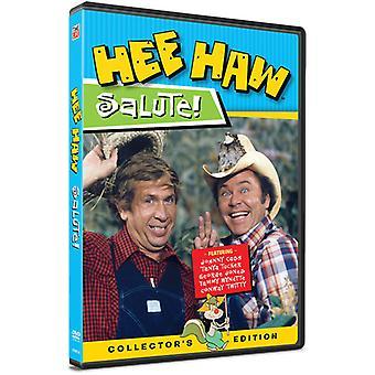 Hee Haw Salute [DVD] USA importerer