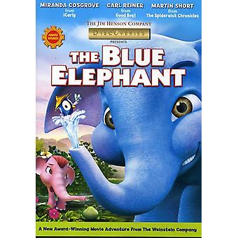 Blue Elephant [DVD] USA importerer
