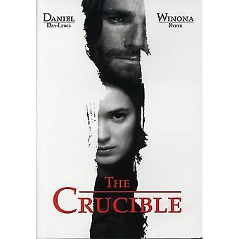 Crucible [DVD] USA import
