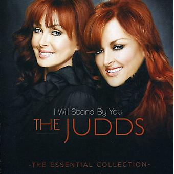 Judds - Essential Collection-jag Will Stand by Y [CD] USA import
