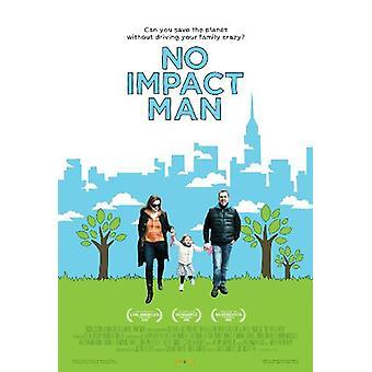 Ingen indvirkning mand [DVD] USA importerer