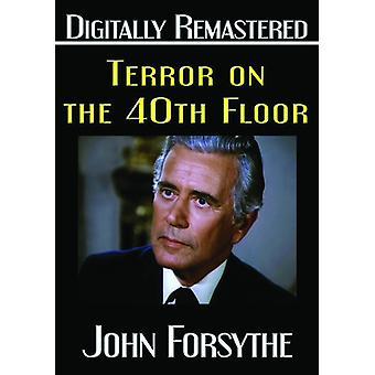 Terror på 40: e våningen [DVD] USA import