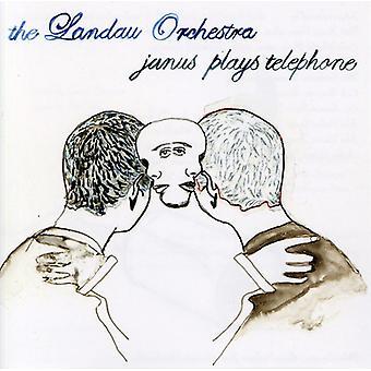 Landau Orchestra - Janus speelt telefoon [CD] USA import