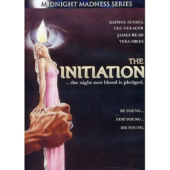 Initiation [DVD] USA import