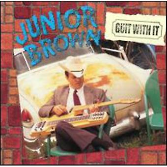 Junior Brown - Guit med det [CD] USA import