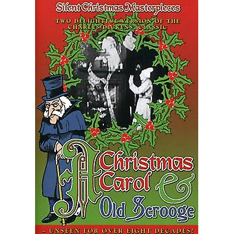 Christmas Carol/Old Scrooge [DVD] USA import