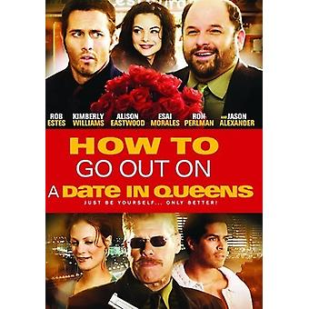 How to Go Out on a Date in Queens [DVD] USA import