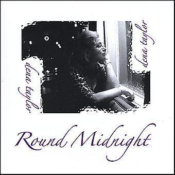 Dena Taylor - Round Midnight [CD] USA import