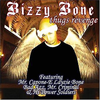 Bizzy knogle - bøller hævn [CD] USA importerer
