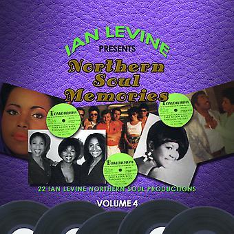 Ulike Artist - Northern Soul minner 4 [DVD] USA importere
