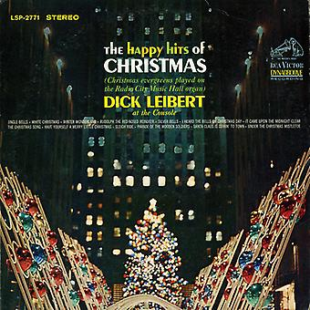 Dick Leibert - Happy Hits of Christmas [CD] USA import