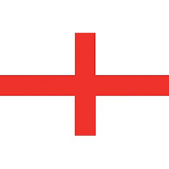 Large England St George Cross Flag
