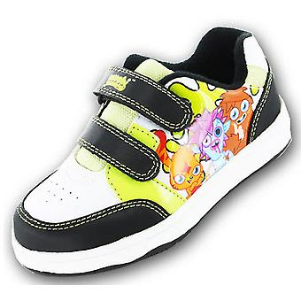 Boys Kids Moshi Monsters Cartoon Character Casual Trainer Shoe Footwear 62556