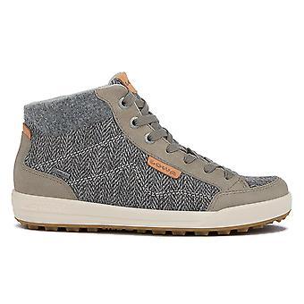 Löwa damer sneaker Maine GTX QC grå - 320783 0498