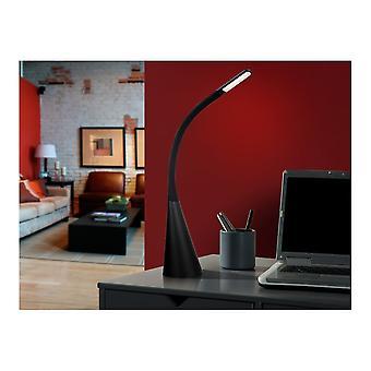 Schuller Lain LED Black Table Lamp