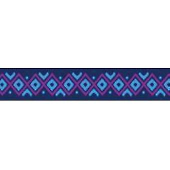 Tuff Lock Collars Small Inca Blue