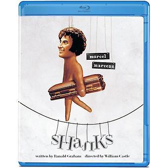 Shanks (1974) [BLU-RAY] USA import