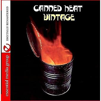 Canned Heat - Vintage [CD] USA import