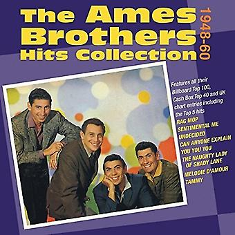 Ames Brothers - Ames Brothers-Hits Collection 1948-60 [CD] USA import