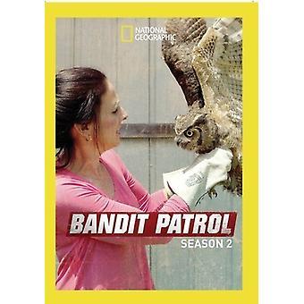 Bandit Patrol: Season 2 [DVD] USA import