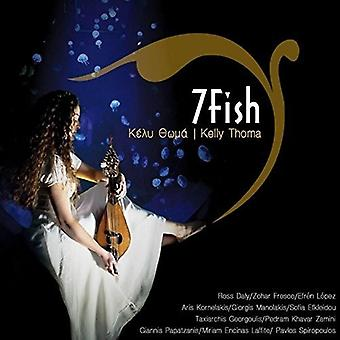 Kelly Thoma - 7 Fische [CD] USA import