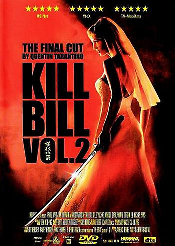 Kill Bill-Volume 2 (DVD)