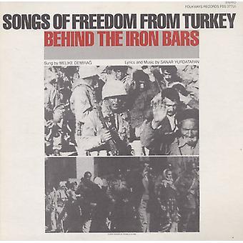 Melike Demirag - sange af frihed fra Tyrkiet: bag the jernstænger [CD] USA import