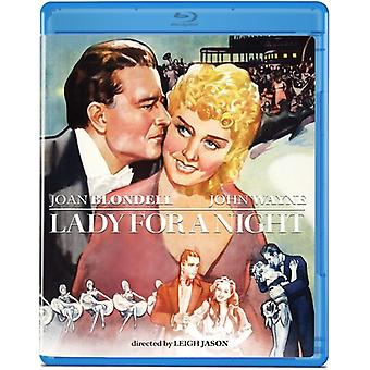 Lady for a Night (1942) [BLU-RAY] USA import