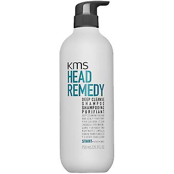KMS California Head Remedy Deep Cleanse Shampoo (750ml)