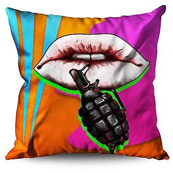Grenade Stylish Fashion Linen Cushion Grenade Stylish Fashion | Wellcoda