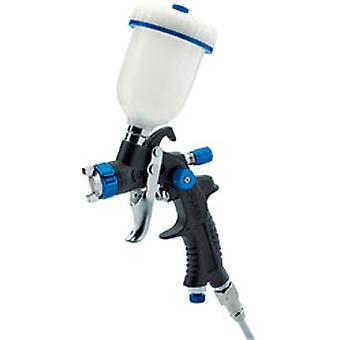 Draper 9709 100ml Gravity Feed Hvlp Composite Body Air Spray Gun