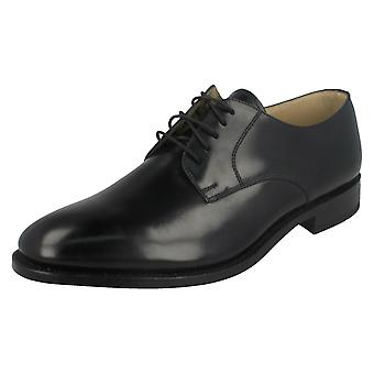 Mens Loake Leather Lace Up Shoe 205B
