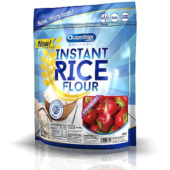 Quamtrax Nutrition Instant Rice Flour 2 Kg Strawberry (Sport , Food , Breakfast)