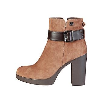 U.S. Polo Women Ankle boots Brown