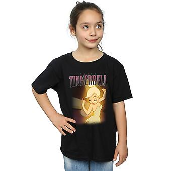 Disney Girls Tinkerbell Montage T-Shirt