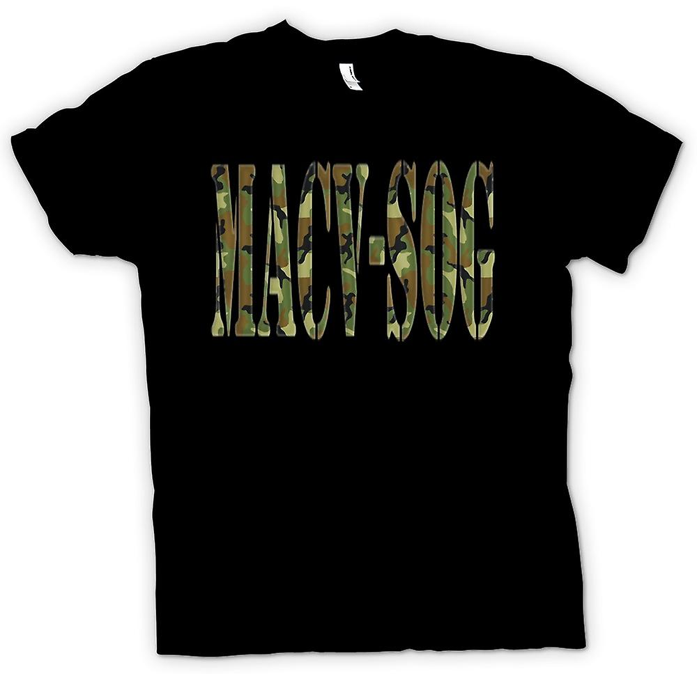 Womens T-shirt - MACV-SOG US Special Forces