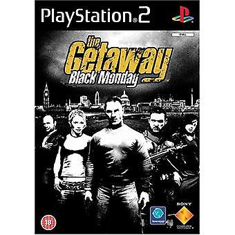 Getaway sort mandag (PS2)