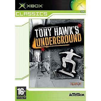 Tony hökar Underground (Xbox)