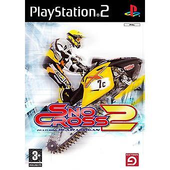 Skotercross 2 Featuring Blair Morgan (PS2)